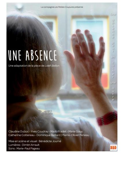 Affiche une absence de Loleh Bellon