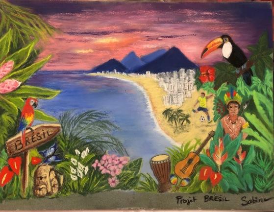 Visuel LPT - Dans les yeux d'Ipanema